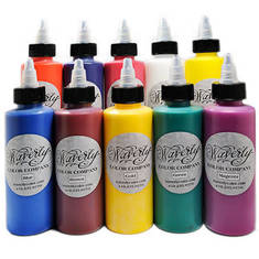 Waverly 10 Color Ink Set - 2oz