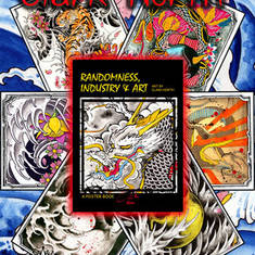 Randomness Industry & Art - A Poster Book - by Clark North