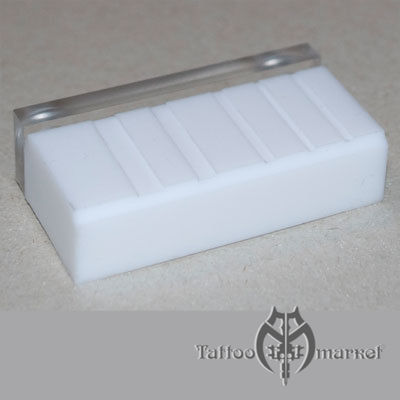 Кубик для пайки магнумов фторопласт