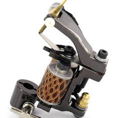 Hand Made Tattoo  Premium Tattoo Machine  3