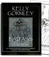 Kelly Gormley Badass - Volume 1