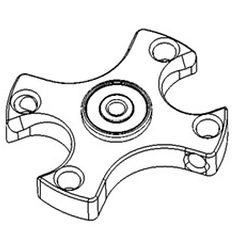 No. 119 - X-ring assy