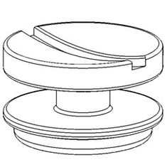 No. 126 - Retainer nut
