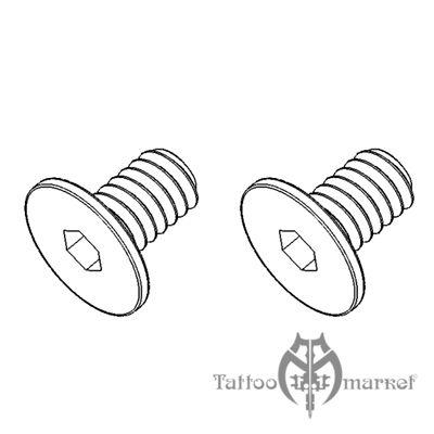 No. 143 - Slide screw (2pcs)