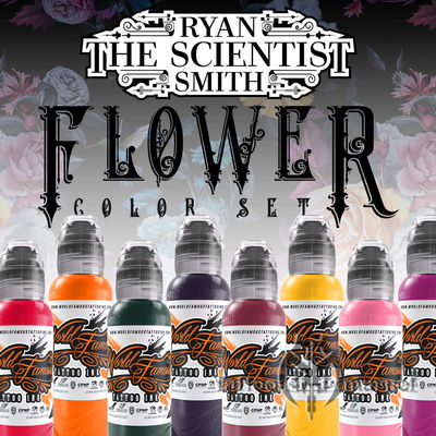 RYAN SMITH - FLOWER SET - 7шт
