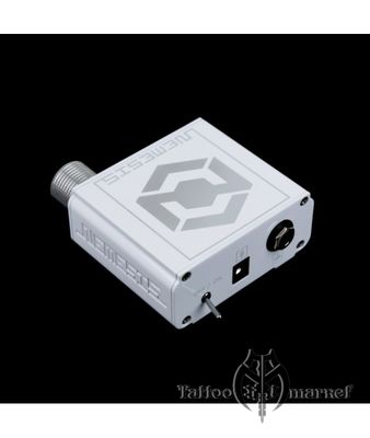 Nemesis Power Supply White