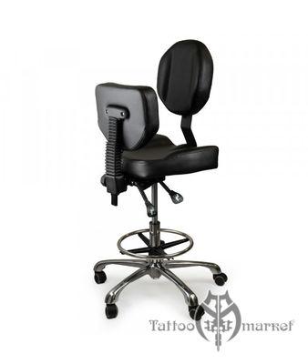 Профессиональный стул с поддержкой грудной клетки
