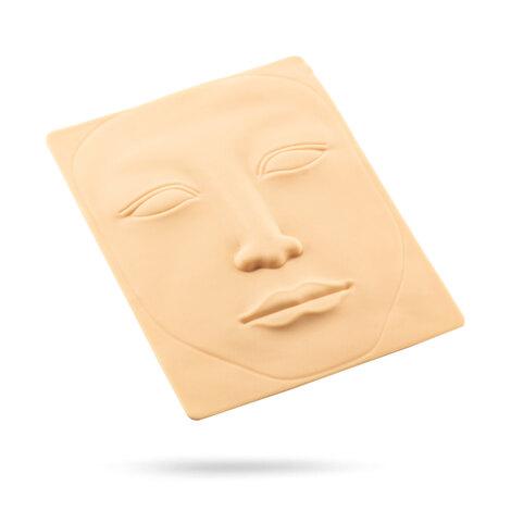 Искусственная кожа/манекен Силиконовое лицо