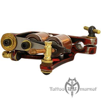 Jonsey Iron Red Titan Shader