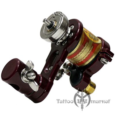 Z Rotary Apple Red Tobaco Edition