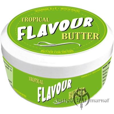 Flavour BUTTER Tropical