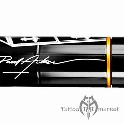 HAWK PEN ARTIST EDITION Paul Acker