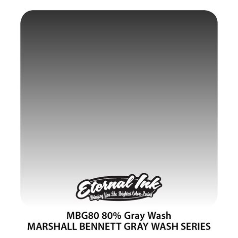 Краска Eternal NEW Marshall Bennett Gray Wash Set
