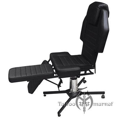 Мебель для тату салона Профессиональное кресло-кушетка гидравлическое