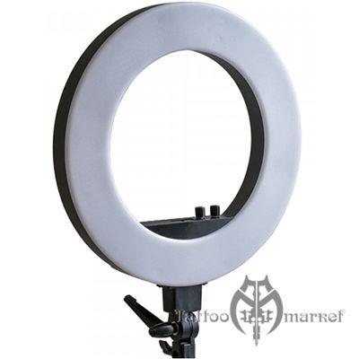 Круговая лампа с регулировкой света
