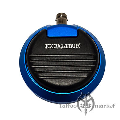 Excalibur® Black on Blue