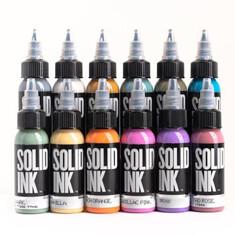 ART DECO SET (12 colors)