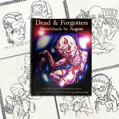 Dead & Forgotten by August Thompson