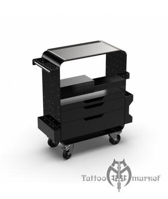 Мебель для тату салона Мобильная станция татуировщика IMPALA
