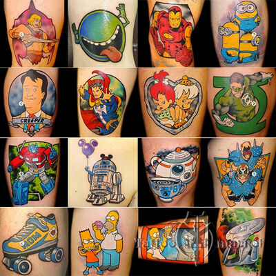 Chris 51's Geek Ink Set - 12 color