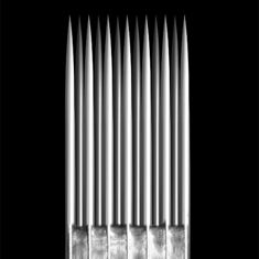 Иглы  KWADRON 0.35mm medium taper 5MAG годен до 07/19