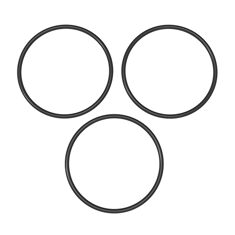 Xion body O-Rings - 6 Pack