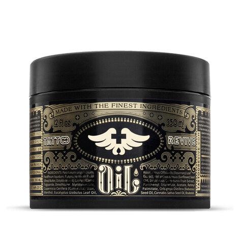Средства ухода за татуировкой OIL белоснежный вазелин - 350мл