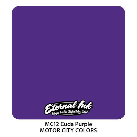 Краска Eternal Cuda Purple