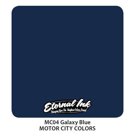 Краска Eternal Galaxy Blue