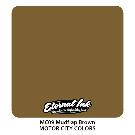 Краска Eternal Mudflap Brown