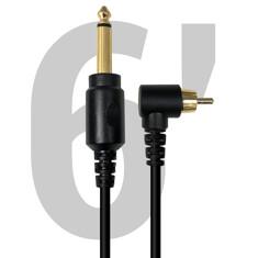 90 Degree RCA Cord