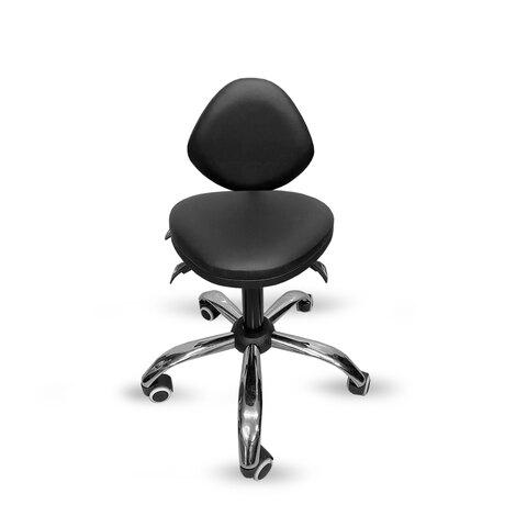 Мебель для тату салона Стул со спинкой с расширенной регулировкой