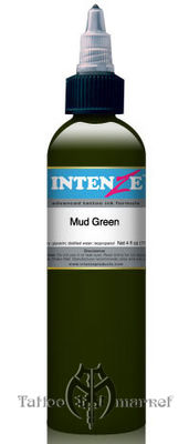 Краска Intenze Mud Green