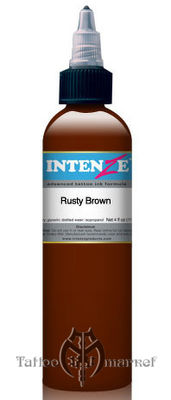 Rusty Brown