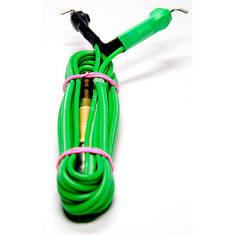 Green Silicone Clipcord-зеленый силиконовый клип-корд