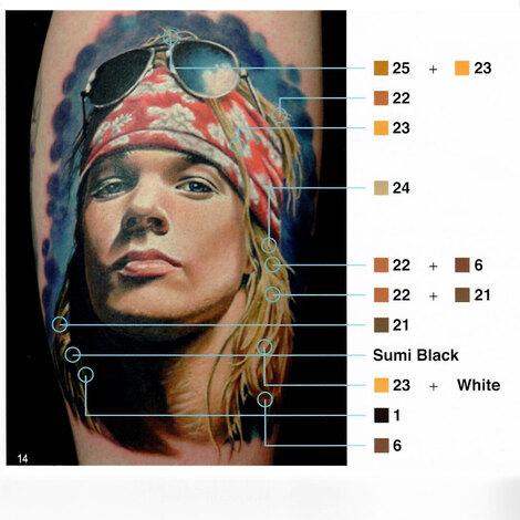 Краска Intenze Randy Engelhard #23