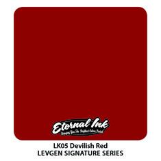 Devilish Red - Levgen Signature
