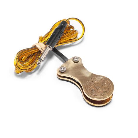 Педаль для машинки Burlak Rotary Footswitch - малая с орнаментом