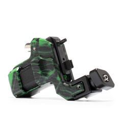 Green Black CERES Clips