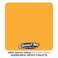 Sunrise Yellow