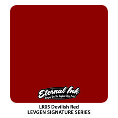 Devilish Red - Levgen Signature ГОДЕН до 01.2023