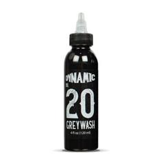 Greywash #20