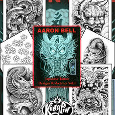 Japanese Tattoo Volume 1 by Aaron Bell