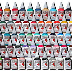 Fantasia Ink Set - 50 Colors - Полный сэт