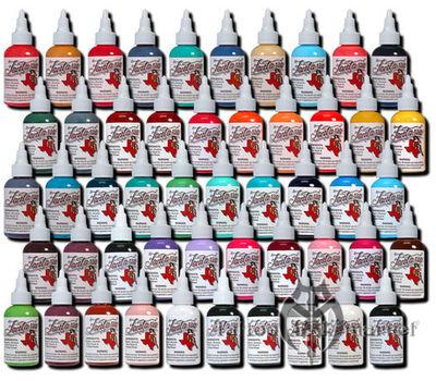 Fantasia Ink Set - 50 Colors - Полный сэт
