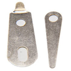 Nickel Plated Pre-Cut Spring Set Liner - пружины никелированные Аарон Кейн