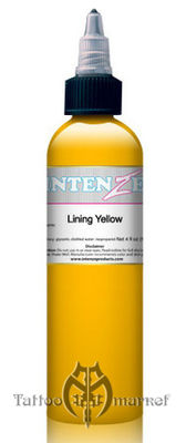 INTENZE Color Lining Series - Lining Yellow