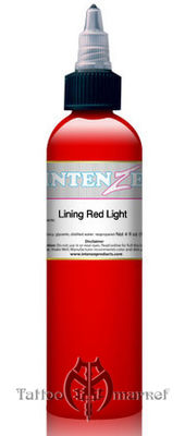 INTENZE Color Lining Series - Lining Red Light