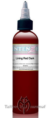 INTENZE Color Lining Series - Lining Red Dark
