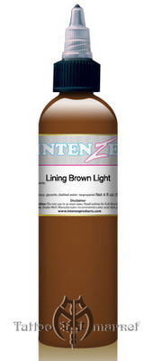 INTENZE Color Lining Series - Lining Brown Light